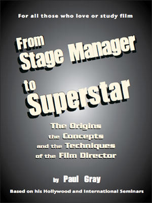 From Stage manager to Superstar